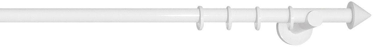Gardinenstange »Calais«, indeko, Ø 20 mm, 1-läufig, Wunschmaßlänge