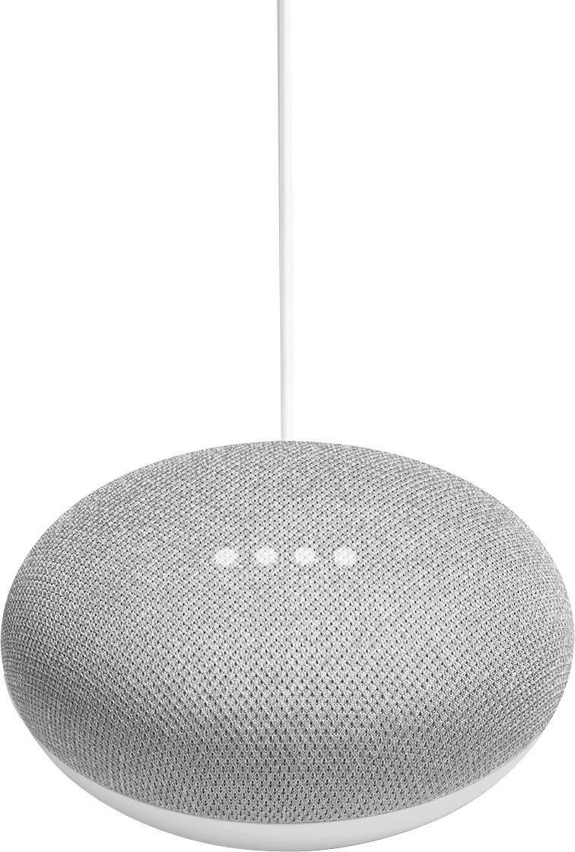 Home Mini Sprachgesteuerter Lautsprecher (WLAN (WiFi), Bluetooth, Sprachsteuerung, App-Steuerung, Chromecast)