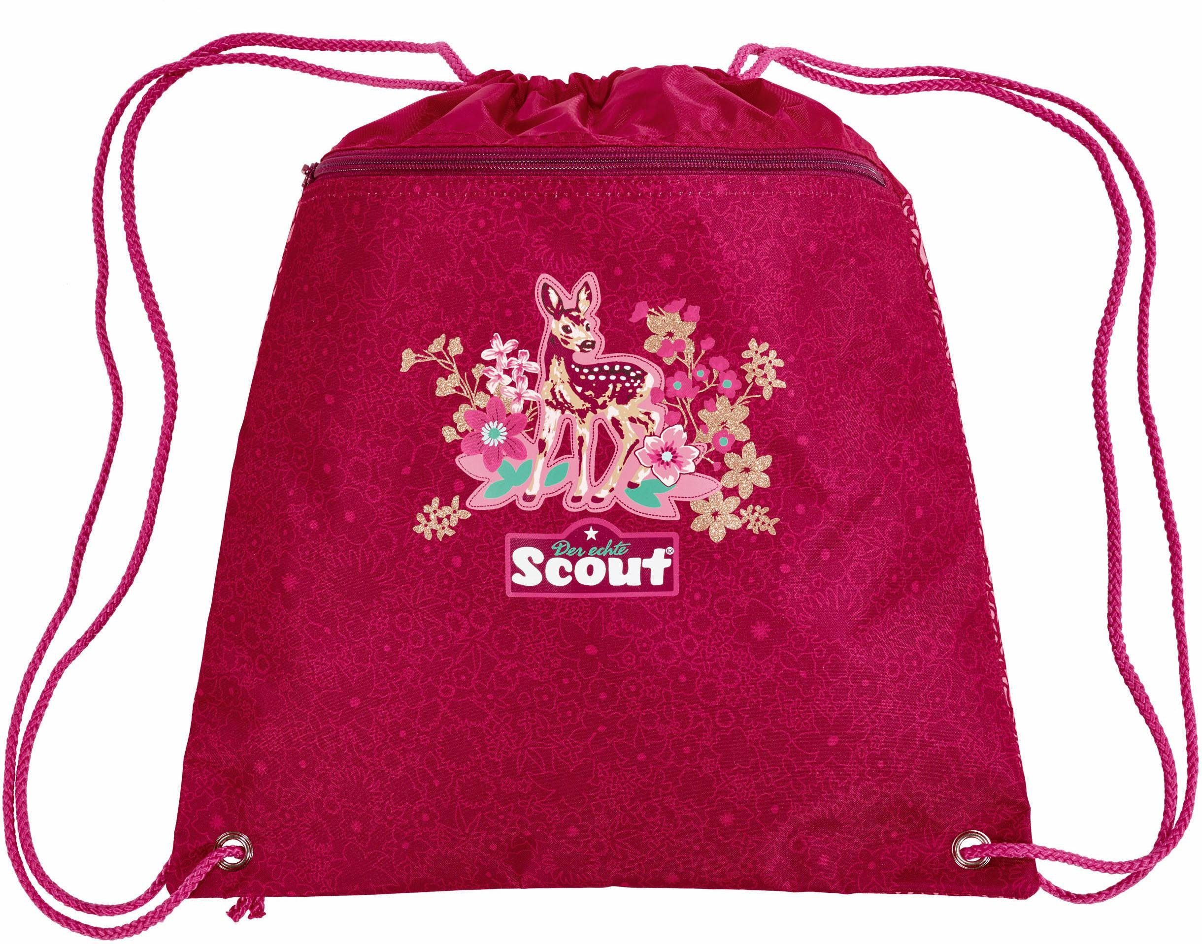Scout Sportbeutel, »Fancy Forest«