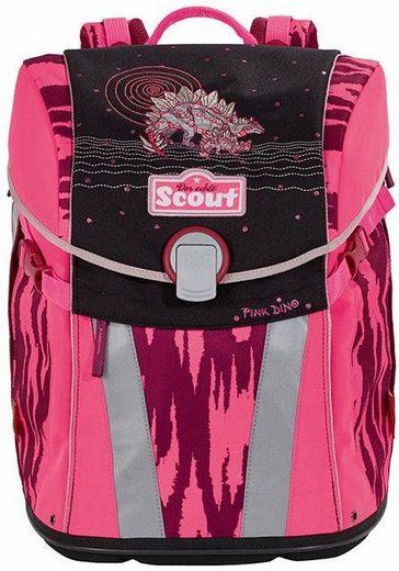 Scout Schulranzen »Sunny, Pink Dino«