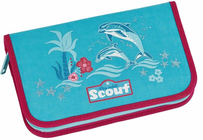 Scout Etui, 23-tlg., »Happy Dolphins«