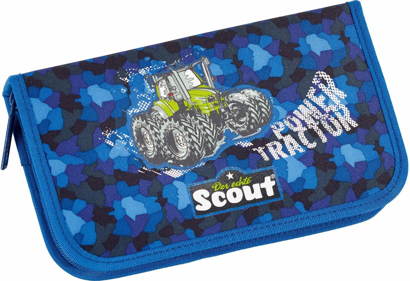 Scout Etui, 23-tlg., »Power Tractor«
