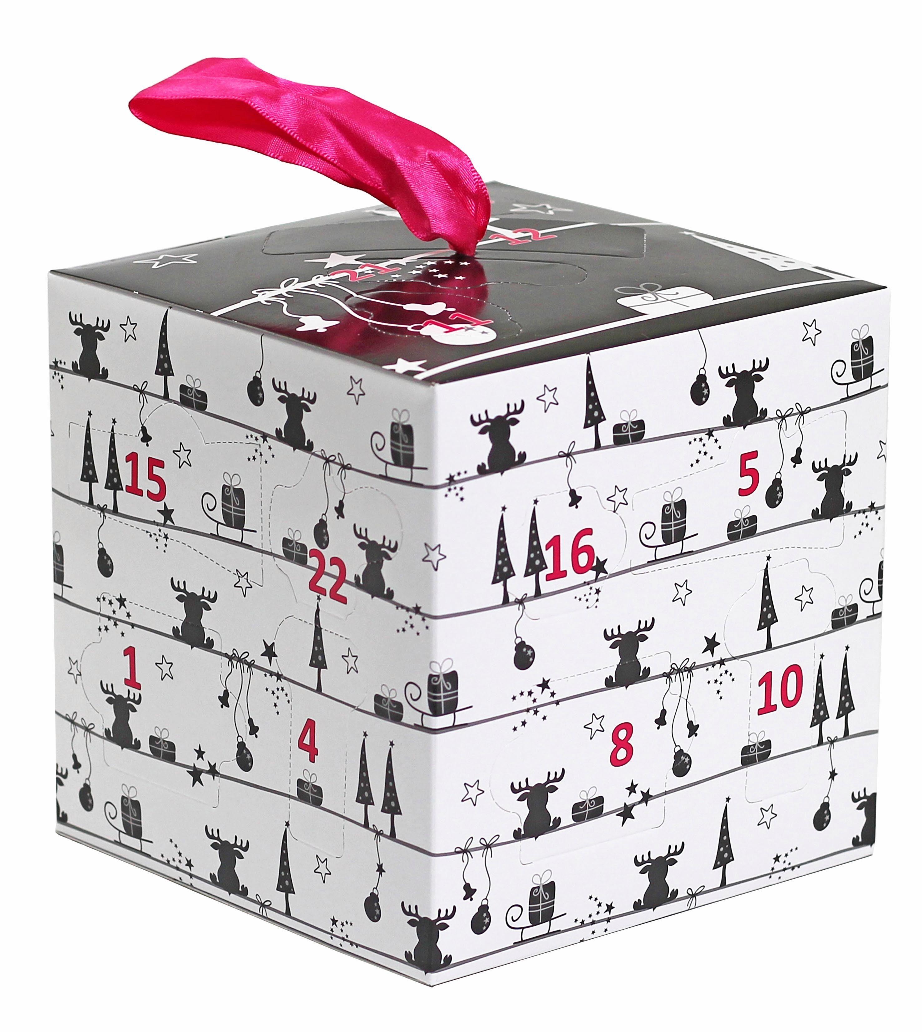 »Adventskalender Cube«, Beauty-Adventskalender