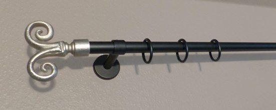 Gardinenstange »Lycie«, indeko, Ø 20 mm, 1-läufig, Wunschmaßlänge
