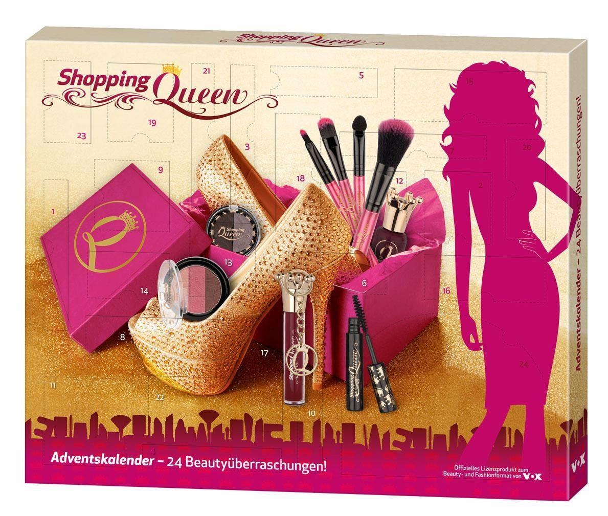 Shopping Queen, »Beauty-Adventskalender«