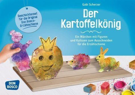 Broschiertes Buch »Der Kartoffelkönig«