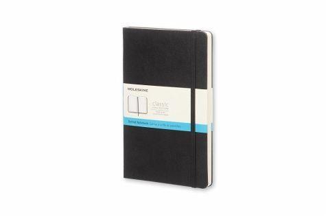 Gebundenes Buch »Moleskine Large Dotted Notebook Hard«