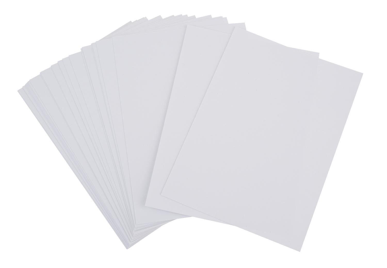 VBS Einzelkarten, DIN A6, 25 Stück