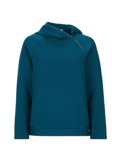Super.Natural Merino Hoody W MOTION SHOULDER ZIP