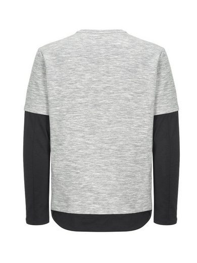 Super.Natural Sport Sweatshirt M MOTION DOUBLE LAYER CREW