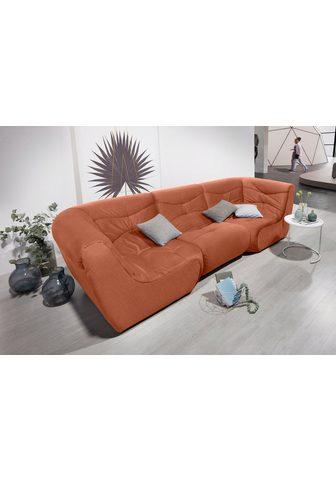 DOMO COLLECTION Didelė sofa