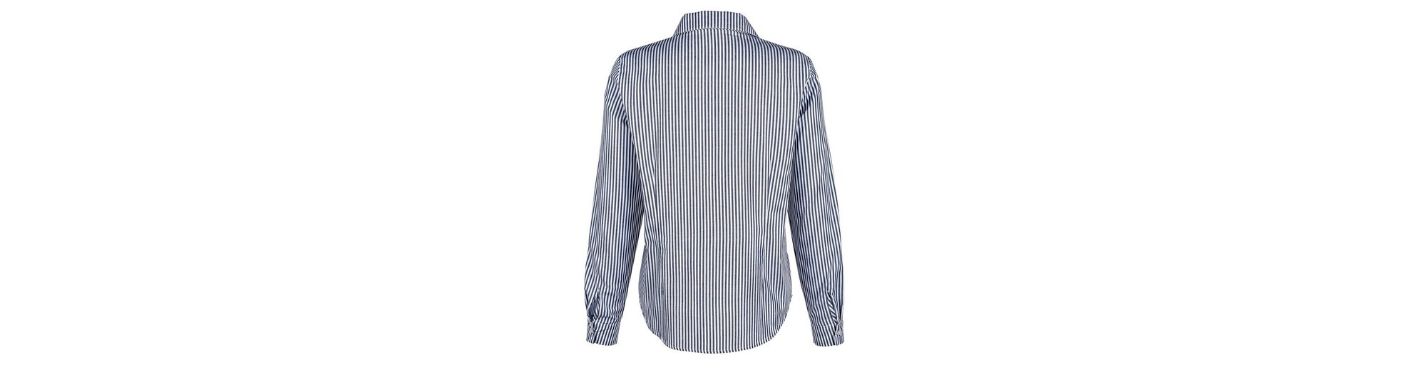 Freies Verschiffen Footaction Verkauf Dress In Bluse im modischen Streifendessin Rabatte Online Große Überraschung Verkauf Online Sonnenschein hZr1jaR