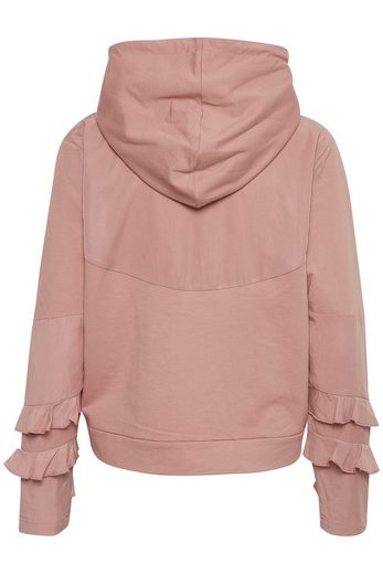 Cream Kapuzensweatjacke Cassie Sweat