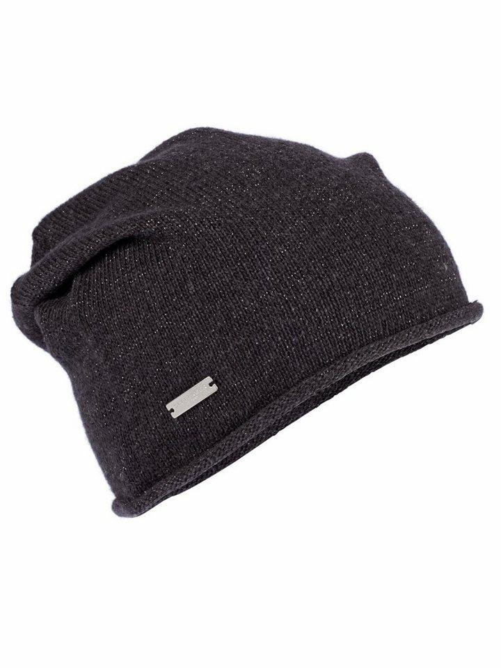 0197040f2d6c0a Seeberger Mütze mit Lurexfäden online kaufen   OTTO