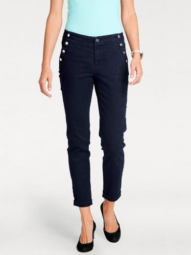 Patrizia Dini By Heine Jeans Turned Welt