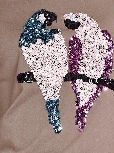 PATRIZIA DINI by Heine Shirt mit Pailletten