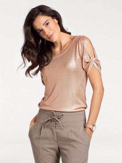 PATRIZIA DINI by Heine Shirt glänzend