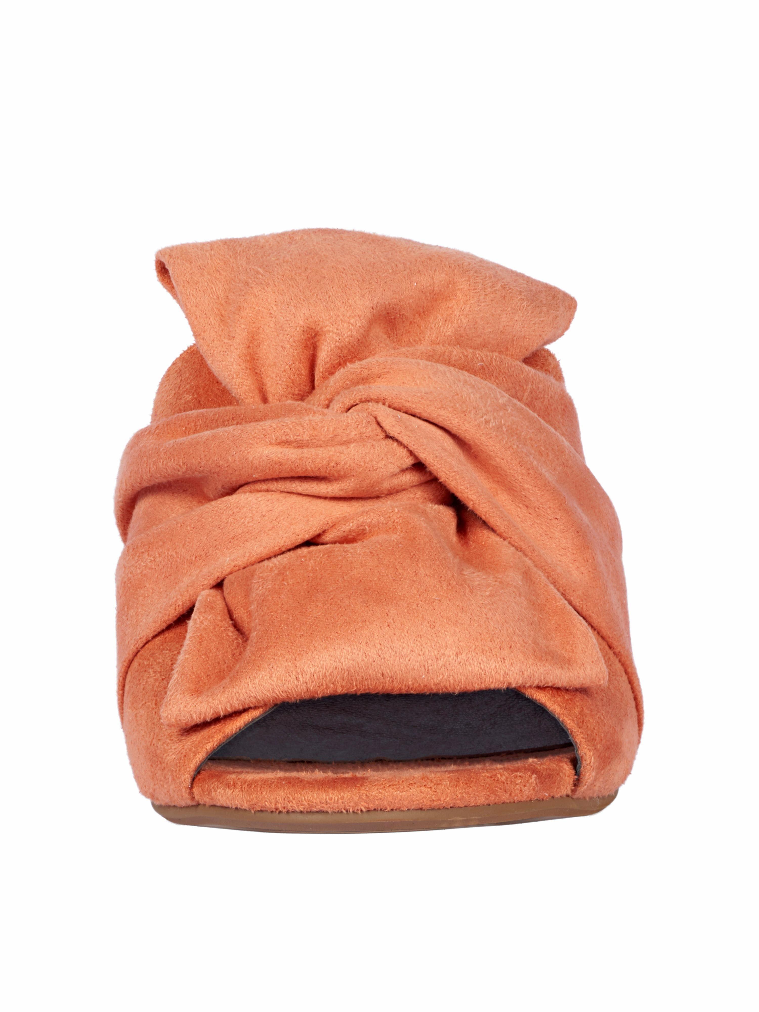 Andrea Conti Pantolette online kaufen  orange