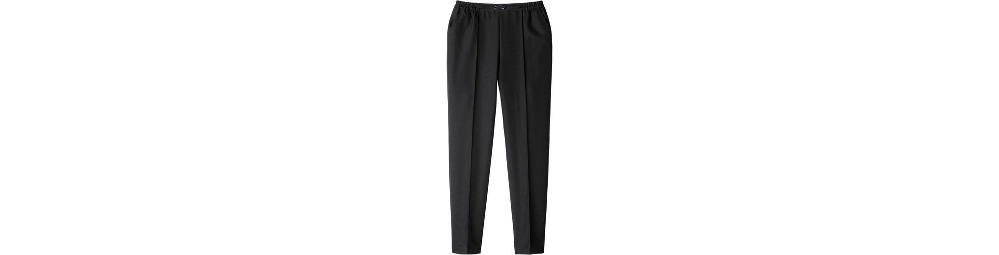 Classic Basics Hose mit silberfarbenem Zierelement Auslass Echt Günstig Kaufen Countdown-Paket Günstig Kaufen Eastbay MBcuwJPl