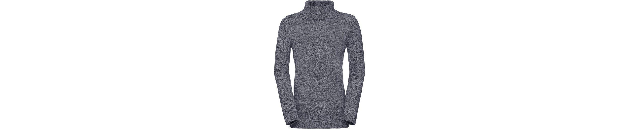 Steckdose Online Orange 100% Original Classic Basics Pullover mit gerippten Abschlüssen Billig Footlocker Billig Verkaufen Gefälschte MaWB66