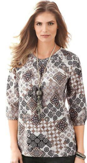 Classic Basics Shirt Raglan Sleeves With Comfortable