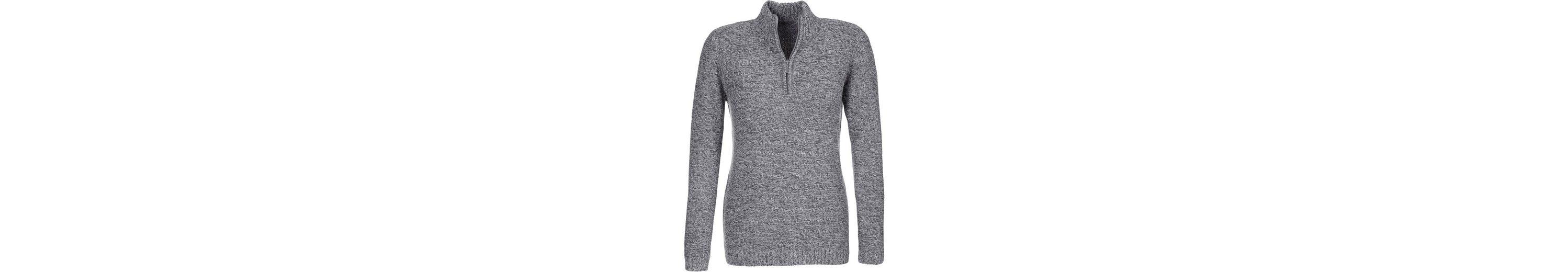 Classic Basics Pullover mit Reißverschluss mit silberfarbigem Anhänger Erscheinungsdaten Online Billig Offiziellen Zum Verkauf Großhandelspreis Zu Verkaufen Authentische Online Kaufen ZabMvm0