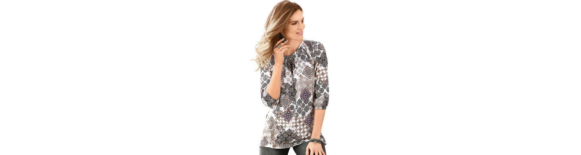 Classic Basics Shirt mit komfortablen Raglanärmeln Auslass 100% Authentisch Auslass Sehr Billig Finden Große Zum Verkauf Steckdose Am Besten Beste Preise Im Netz YBhDUKJ