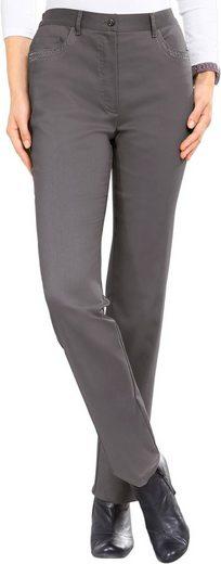 Classic Basics Stretch-Hose mit seitlichem Dehnbund