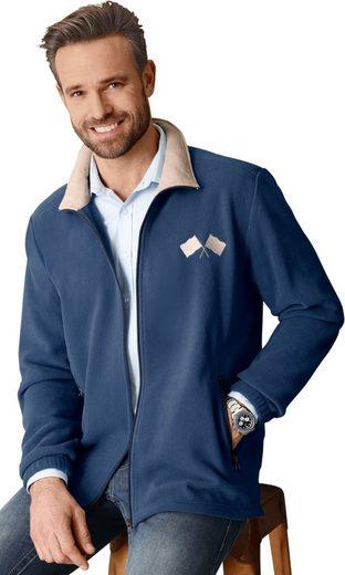 Classic Fleece Jacket With Anti-pilling Equipment