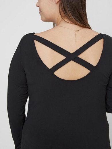 Junarose T-shirt Féminin À Manches Longues