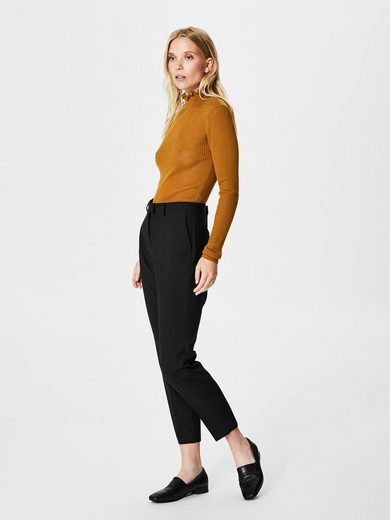 Selected Femme Slim-Fit- Hose