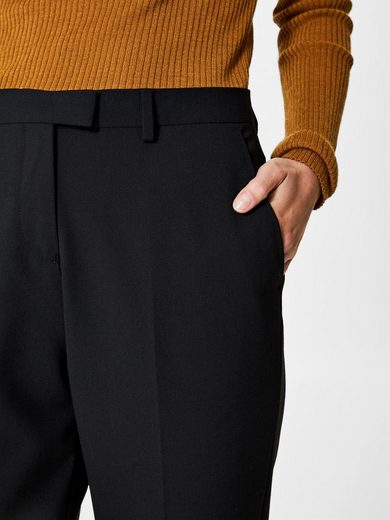 Selected Femme Slim-Fit- Hose