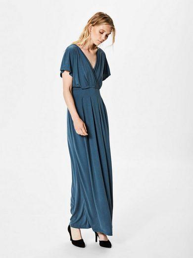 Robe Maxi Drapée Femme