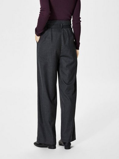 Selected Femme Loose-Fit- Hose