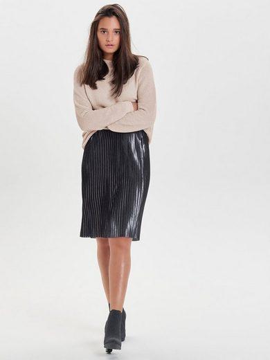 Strickpullover Peach Jacqueline Yong Detaillierter Whip De ZkXOiuTP
