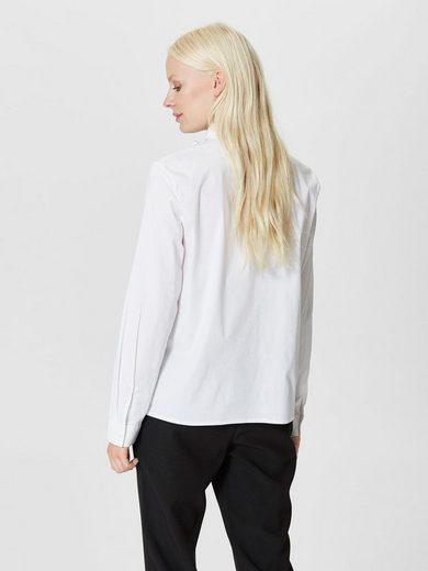 Selected Femme Binder Langarmhemd