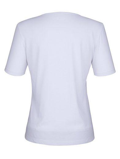 Dress In Shirt mit sommerlichem Früchtedruck