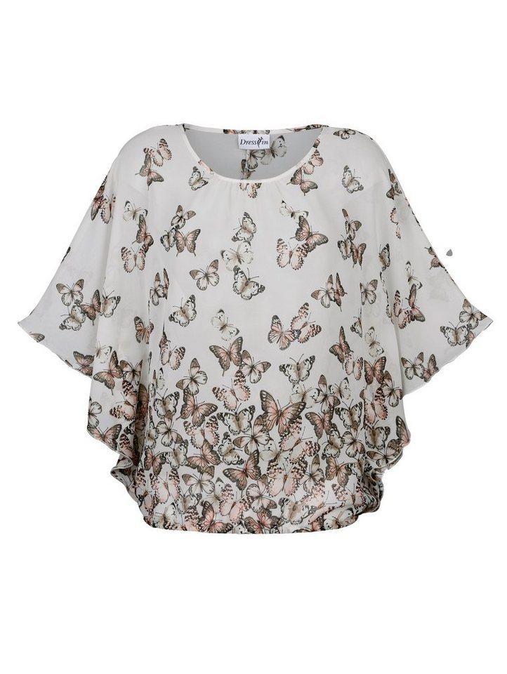 low priced 3e4a2 e5b59 Dress In Tunika mit Fledermausärmel online kaufen | OTTO