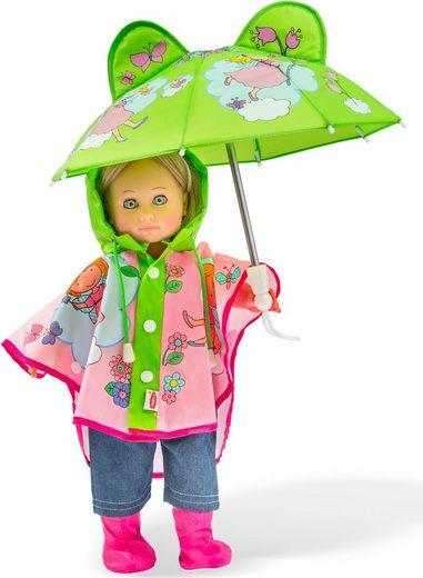 Heless Puppenkleidung »Regen-Set, Gr. 28-35 cm« (Set)