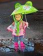 Heless Puppenkleidung »Regen-Set, Gr. 28-35 cm« (Set), Bild 3