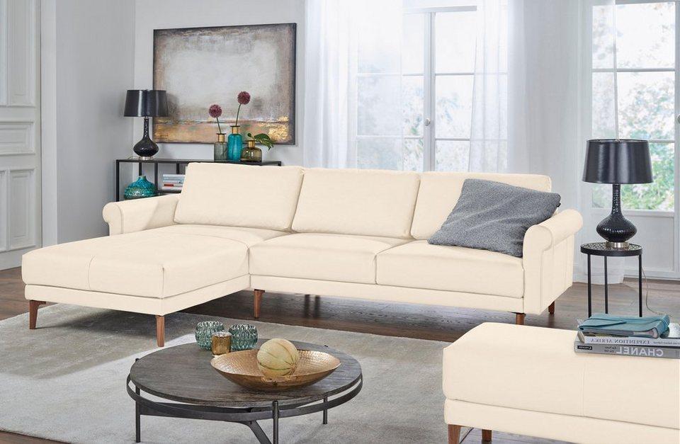 hülsta sofa Polsterecke »hs.450« im modernen Landhausstil, Breite ...