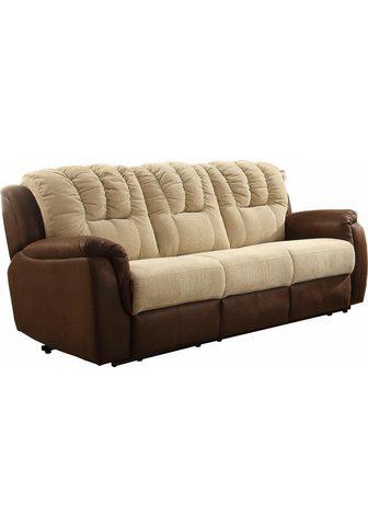 HOME AFFAIRE Trivietė sofa »Petra«