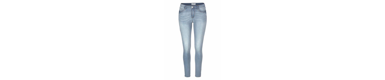 Tom Tailor Denim Skinny-fit-Jeans Nela, mit Crinkle-Effekt