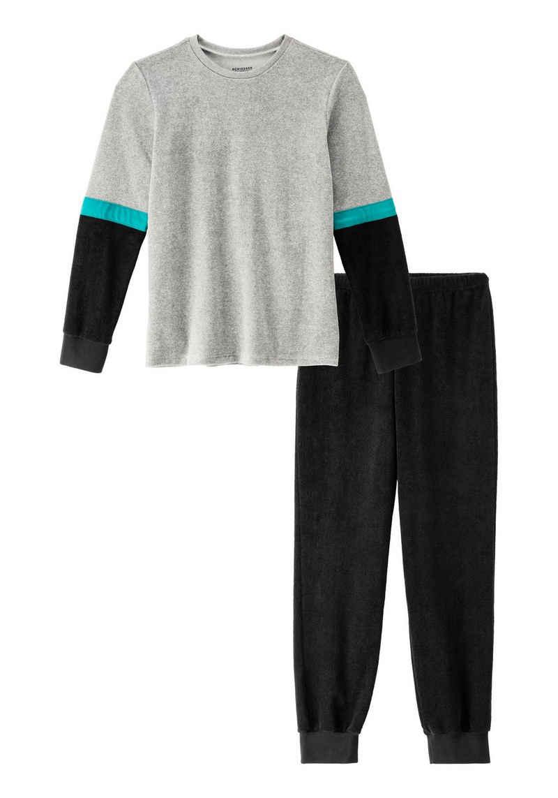 Schiesser Pyjama aus Frottee