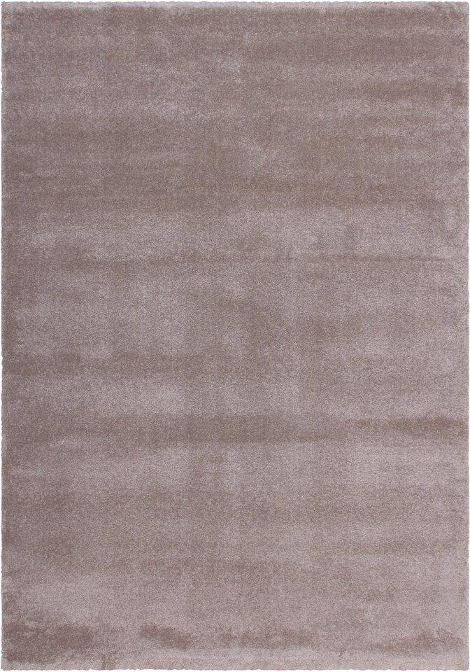 Teppich »Softtouch 700«, LALEE, rechteckig, Höhe 22 mm