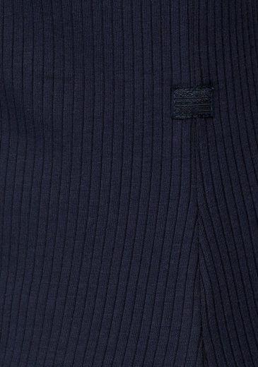 G-Star RAW Langarmshirt Wyver, mit tiefem V-Ausschnitt