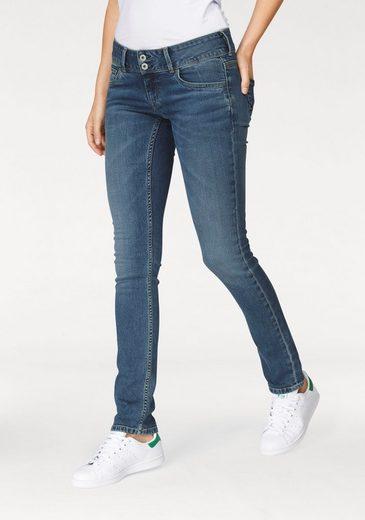 Pepe Jeans Slim-fit-Jeans VERA, mit Stretch-Anteil