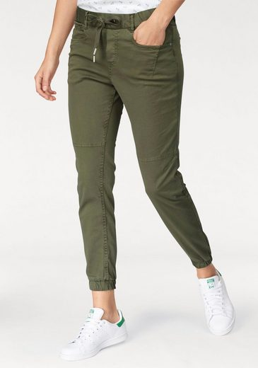 Tom Tailleur Denim Chinohose, Im Jogg-pantalon-stil