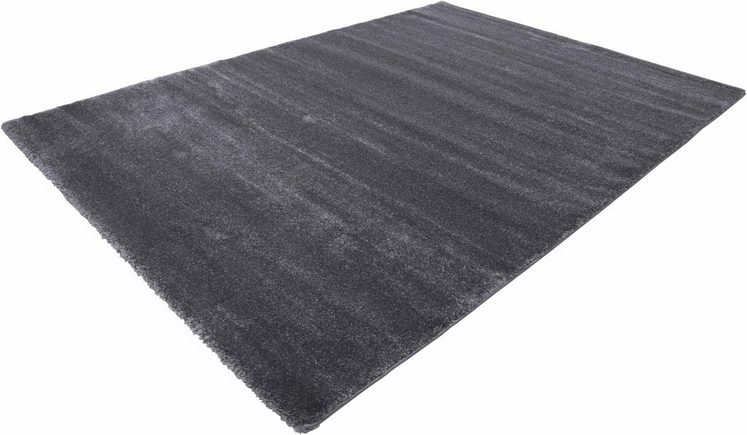 Teppich »Softtouch 700«, LALEE, rechteckig, Höhe 22 mm, pastell Farben