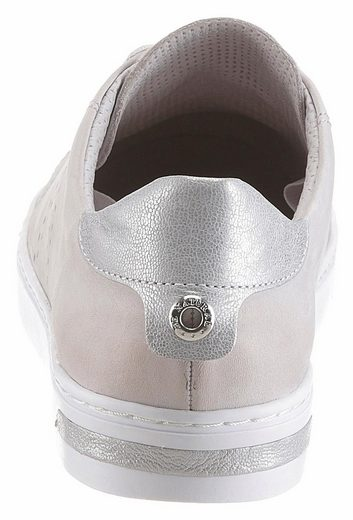 Be Natural Sneaker, Innenausstattung aus vegetabil gegerbtem Leder